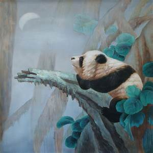 Weekly Painting - Panda