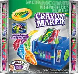 Crayola Crayon Maker with Story Studio, New, Free Shipping
