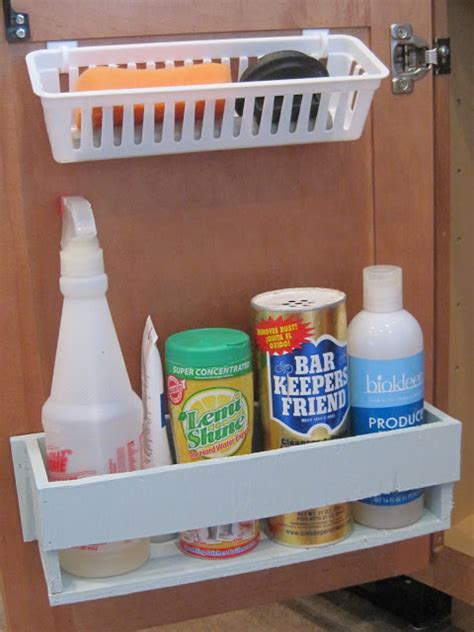 dwell bathroom ideas 16 clever ways to organize cleaning supplies