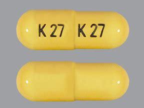k 27 k 27 pill images yellow capsule shape