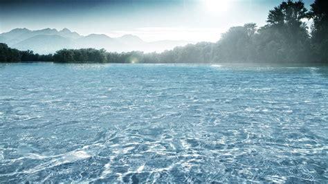 crystal clear water sun desktop pc  mac