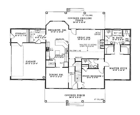 genius country colonial house plans house plan 62072 at familyhomeplans