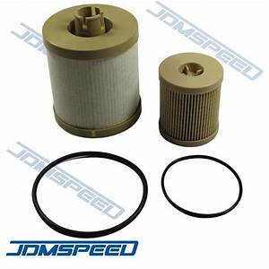 New For Ford Fuel Filter Diesel 6 0 F250 F350 F450
