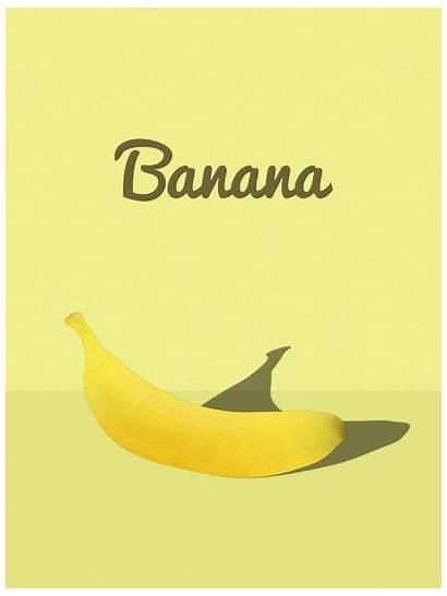 Banana Yellow Society6 Chips