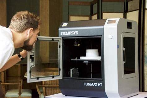 imprimante 3d de bureau funmat ht une imprimante 3d de bureau pour les hautes