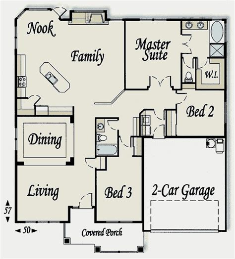 layouts of houses eucalyptus