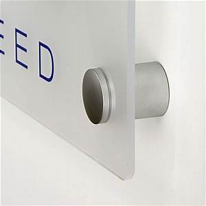 sign mounting hardware mounts signage off the wall with With sign letter mounting hardware