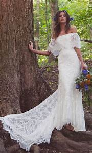 off the shoulder wedding dress lace bridal gown With off the shoulder lace wedding dress