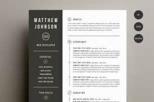 Creative Cover Letters For Marketing Resume Cover Letter Template Resume Templates On Creative Market