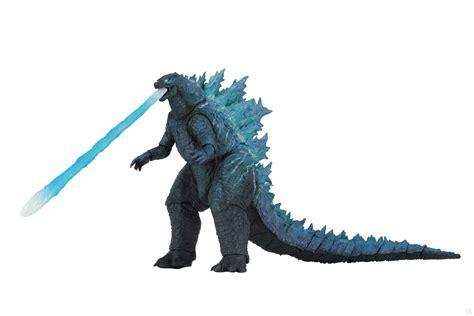 Neca Godzilla V2 (2019) & Rodan (2019) Reveals