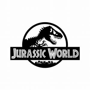 Jurassic World Logo Jurassic World by Jaybo21 on | cricut ...