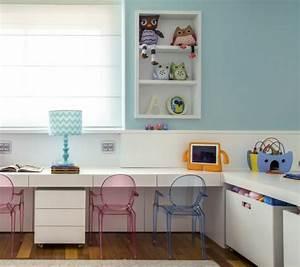 Kinderzimmer Für Zwei : kinderzimmer f r 2 m dchen ~ Frokenaadalensverden.com Haus und Dekorationen