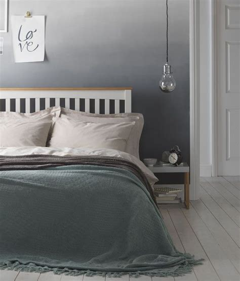 home inspiration paint effect ideas grey ombre effect