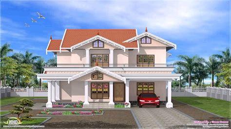 kerala style house front elevation  description