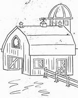 Coloring Farm Pages Farmer Animals Activities Crafts Diy sketch template