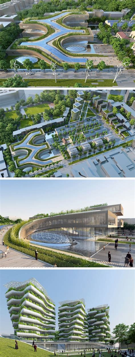 Vincent Callebaut Architectural Project of the City of