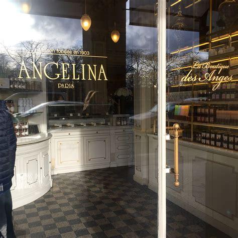 Angelinas, Paris | Paris, Angelina