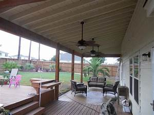 Covered Patio Ceiling Ideas : Best Covered Patio Ideas