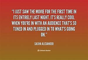 The First Time Movie Quotes. QuotesGram