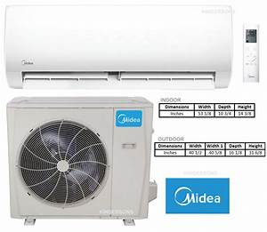 Midea Split Unit Air Conditioner Manual
