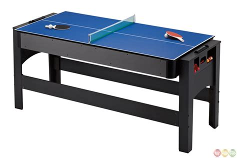 air hockey table accessories carmelli ng1022m 72 quot 3 in 1 flip table billiards ping pong