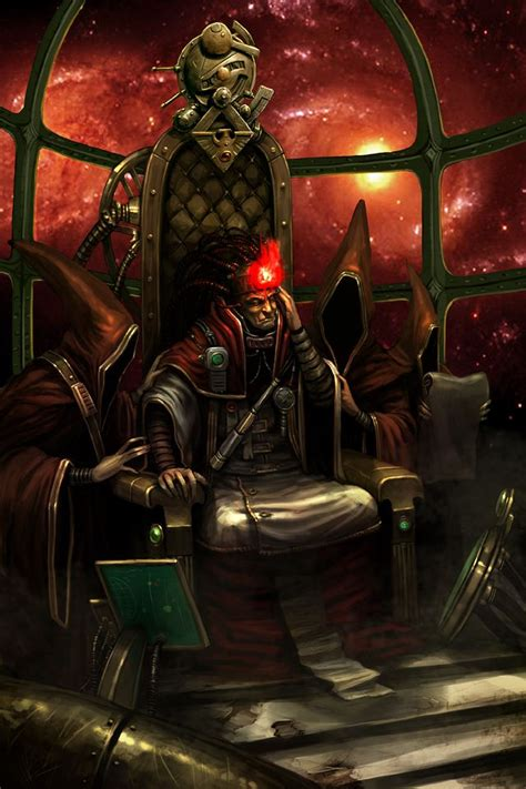 psykers astropathes navigators  collection