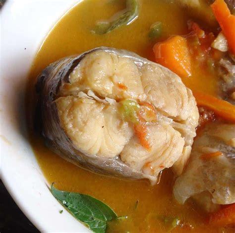 la cuisine africaine pepper soupe de machoiron soupe piquante à l 39 ivoirienne