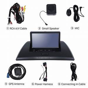 Android 6 0 Gps Navi Radio Bluetooth Stereo For 2004