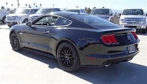 Black 2015 Ford Mustang GT Fastback - MustangAttitude.com Photo Detail