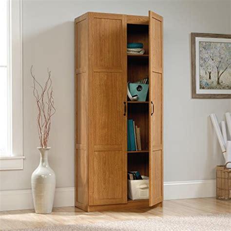 sauder storage cabinet   adjustable shelves sears
