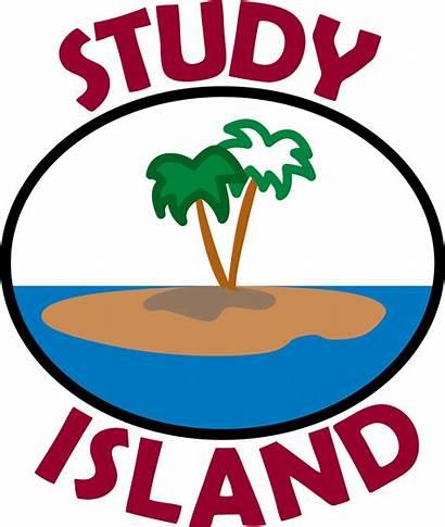 Island Clipart Homework Study State Grade Elementary