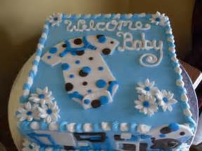 Cake Decoration Ideas For Boy by Baby Shower Cakes Baby Boy Shower Cake Decorating Ideas