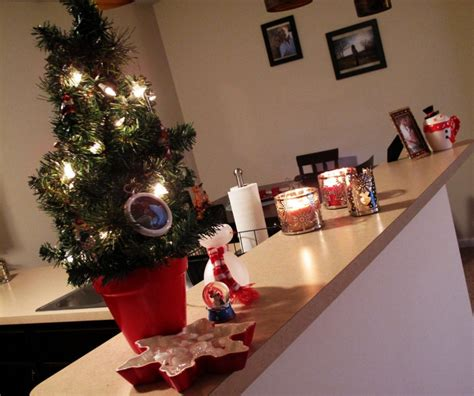 decorate  small apartment  christmas