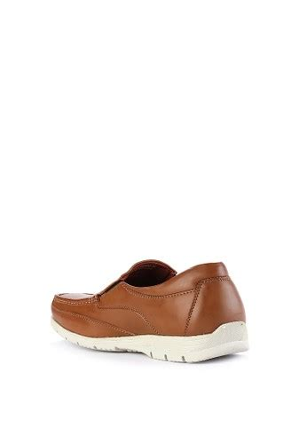 jual watchout shoes casual loafer original zalora indonesia