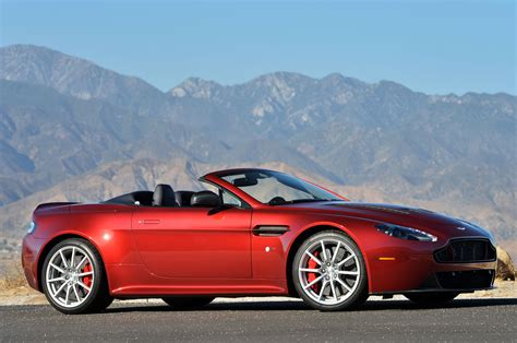 Review Aston Martin Vantage by 2015 Aston Martin V12 Vantage S Roadster Review