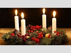 The Advent Wreath and Candles True Meaning, History