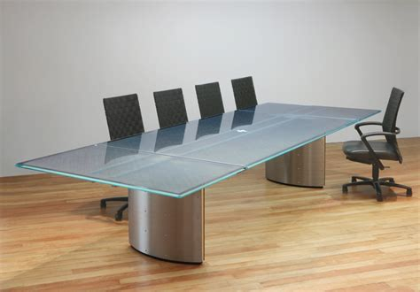 large conference tables large glass boardroom tables