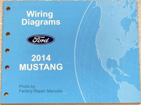 Buy Ford Mustang Wiring Diagrams Factory Electrical