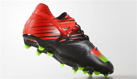 sepatu adidas black striking adidas messi 2015 2016 boots released footy