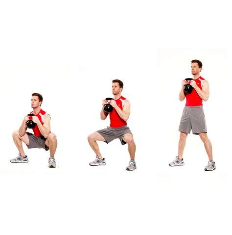 squat kettlebell goblet squats exercise workouts kb form kettlebells workout bell front swing dumbbell training fitness functional sumo kettle beginner