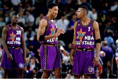 Nba Star 1995 Jerseys Basketball Hardaway Scottie