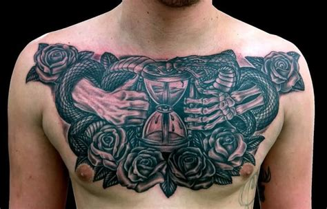 chest tattoos  men designs ideas  meaning tattoos