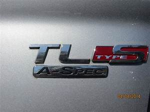 Fs  2008 Silver Acura Tl Type S 6 Speed Manual With