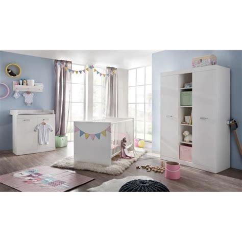 soldes chambre bebe complete ronja chambre complète 3 pièces lit armoire commode
