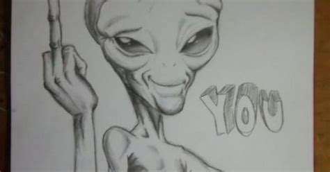 paul alien drawing images pictures becuo
