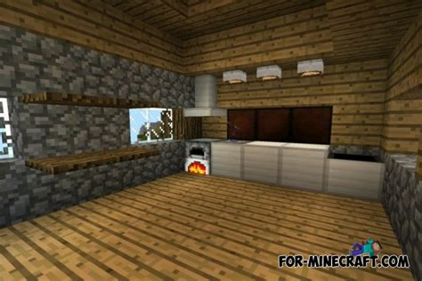 minecraft kitchen ideas ps3 decorations mod for minecraft pe 0 11 1