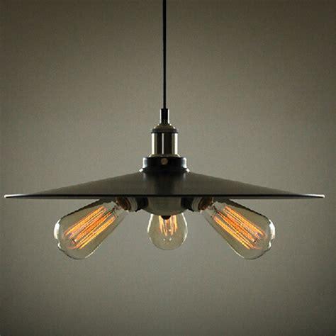 free shipping loft vintage industrial pendant light iron