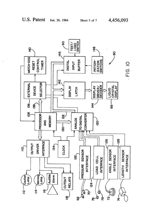 patent us4456093 system for aerial work platform machine and method of controlling an