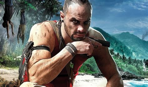 The Making Of Vaas (farcry 3)