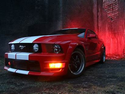 Cars Wallpapers Mustang Ford Desktop Sports Tuning
